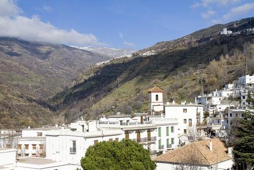 Pampaneira, uno de los pueblos más bonitos de España