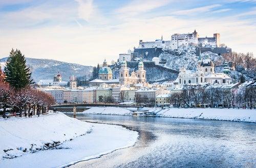 Salszburgo en invierno