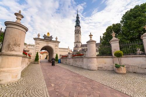 Monasterio Jasna Gora en Polonia