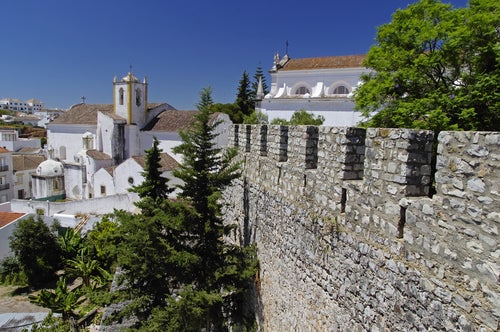Iglesia en Tavira