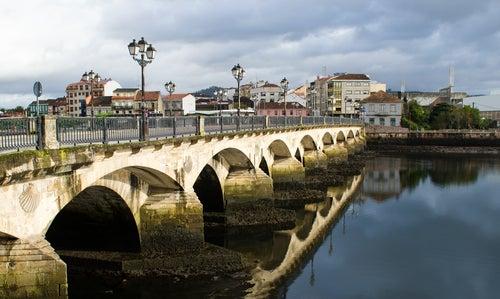 Puente en Pontevedra