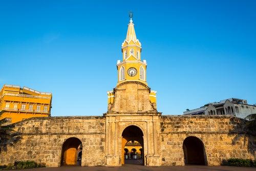 Torre del Reloj de Cartagena