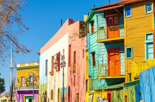La Boca, un barrio peculiar de Buenos Aires con sabor a tango