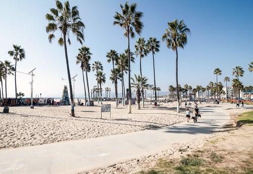 Venice Beach en Los Ángeles
