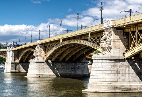 Puente Margarita de Budapest