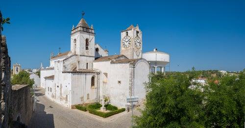 Iglesia do Santa Maria do Castelo en Tavira