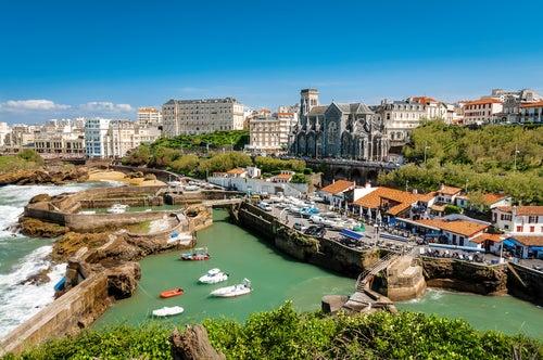 Un paseo por Biarritz