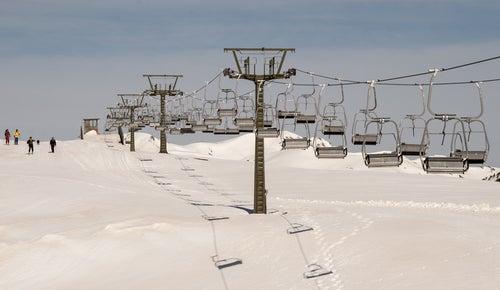 Estaciónd e nieve de Baqueira Beret