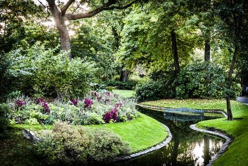 Jardín Botánico en Nantes
