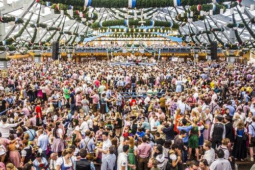 Oktobertfest en Munich