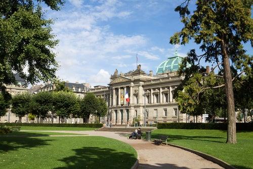 Plaza de la República de Estrasburgo