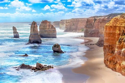Los Paisajes Maravillosos De Australia Mi Viaje