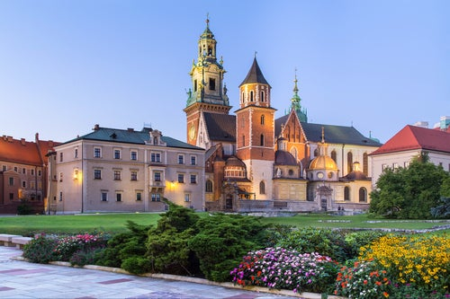 Cracovia-en-Polonia