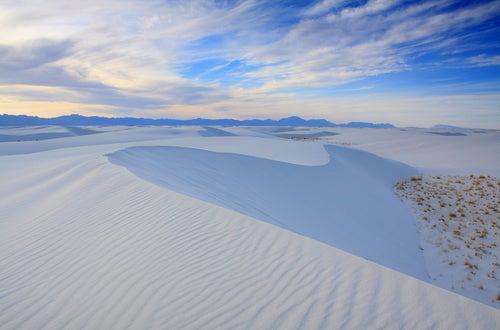 Desierto de las Arenas Blancas