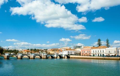 Tavira, un bonito rincón del Algarve