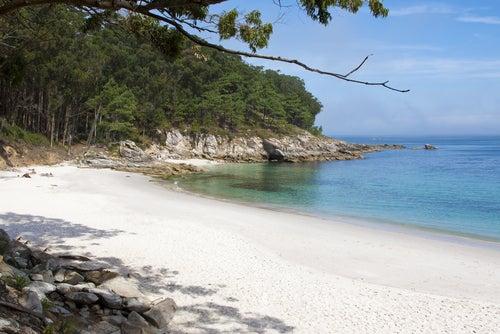 Islas Cñies en Galicia