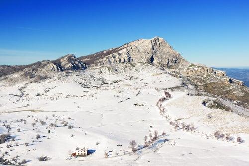 Ruta del Monte Gorbea