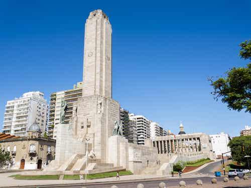 Paseando por las calles de Rosario