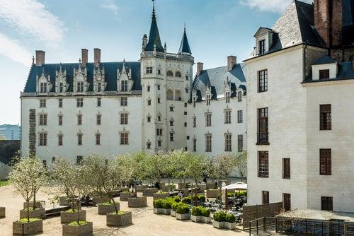 Castillo Bretón en Nantes