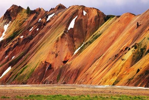 Montañas de Landmannaulaugar
