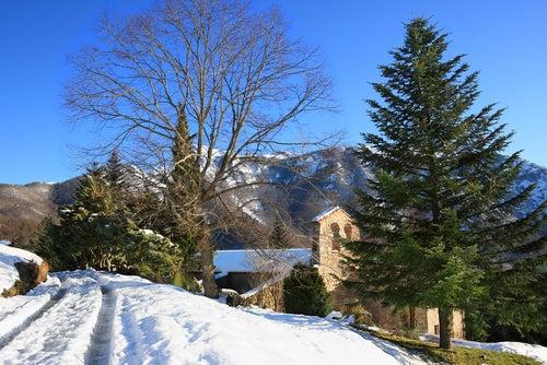 Ruta del Parque Natural de Montseny