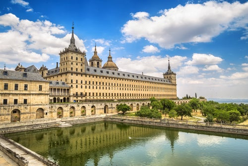 El Escorial, una de las escapadas en Madrid
