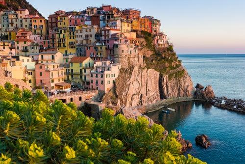 Las Cinco Tierras en la Riviera Italiana