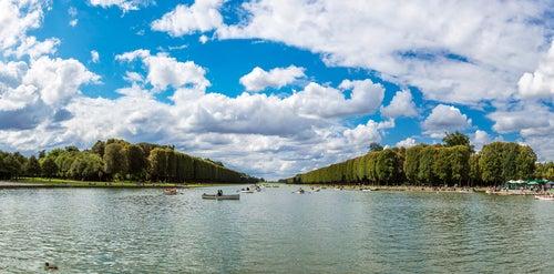Gran Canal en Versalles