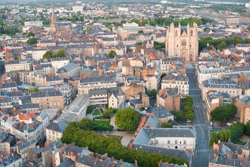 Nantes, ciudad ecológica y legendaria