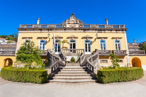 Quinta das Lagrimas de Coimbra