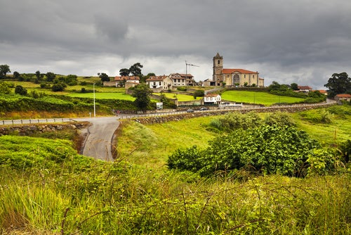 Ajo en Cantabria