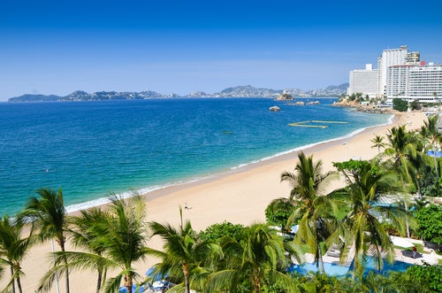 Playas de Acapulco, playas de ensueño