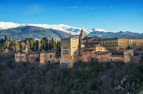Disfrutando del invierno en Granada