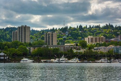 Vista de Portland