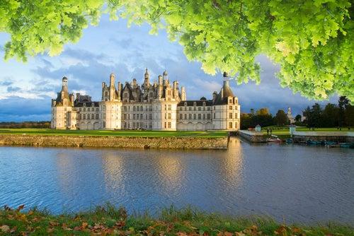 Los hermosos castillos del Loira