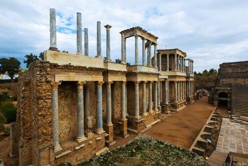 Mérida y sus fantásticas ruinas