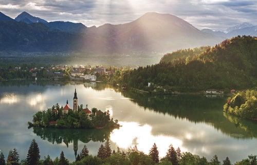 Imágenes que demuestran que Eslovenia es un país de cuento