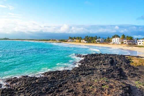 Isla Isabela en las Galápagos