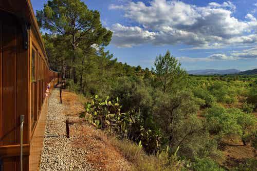 Los mejores recorridos en tren de España