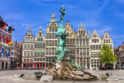 Amberes, la ciudad desconocida de Bélgica