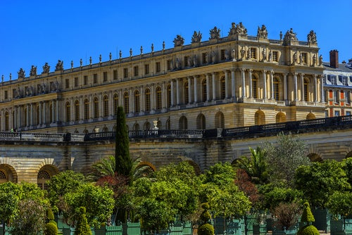 Palacio y jardines de Versalles