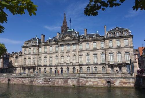 Palacio Rohan en Estrasburgo