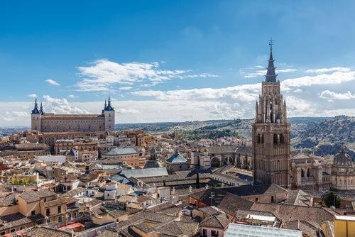 Toledo, ciudad de tres culturas