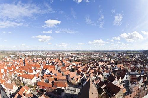 Vista de Nordlingen