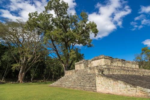 Las fantásticas ruinas mayas en Honduras