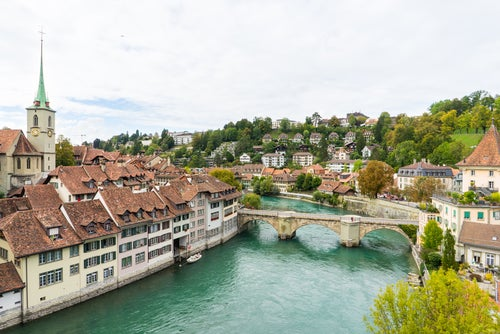 Vista de Berna