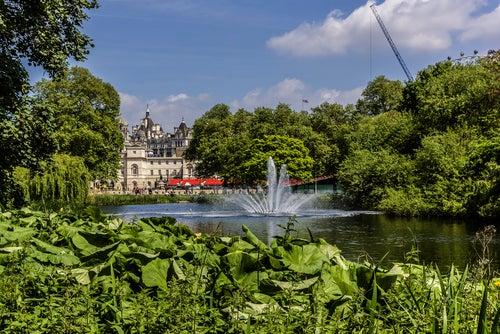 Los parques más hermosos de Londres
