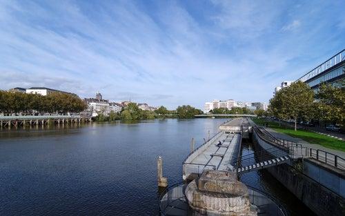 Canal en Nantes