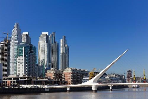 Puerto Madero en Buenos Aires