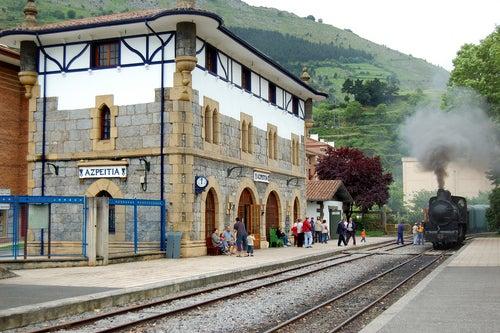Tren de Azpeitia